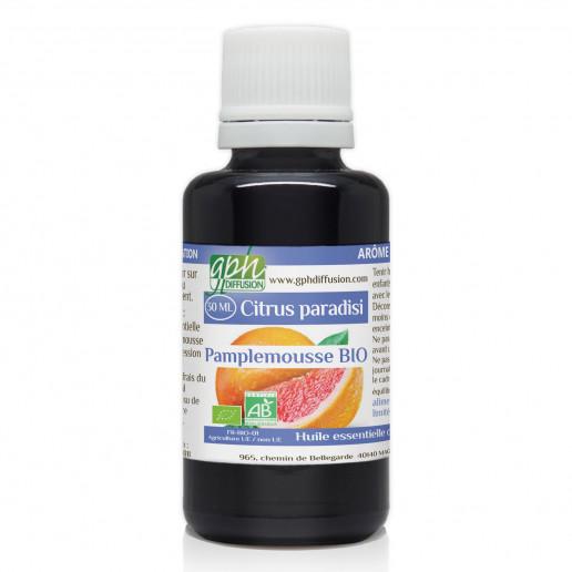 Huile Essentielle de Pamplemousse Bio - 30 ml