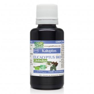 Huile Essentielle d'Eucalyptus Globulus Bio 30ml