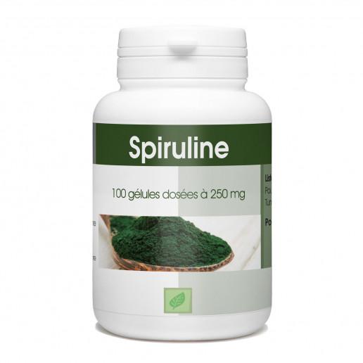 Spiruline - 100 gélules