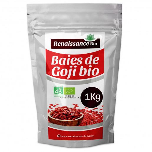 Baies de Goji Bio - 1 kg