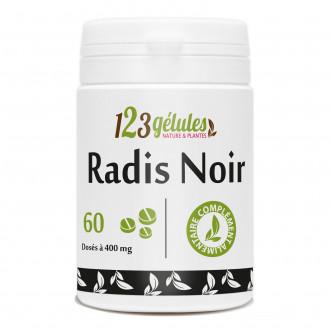 Radis Noir - 60 comprimés à 400 mg