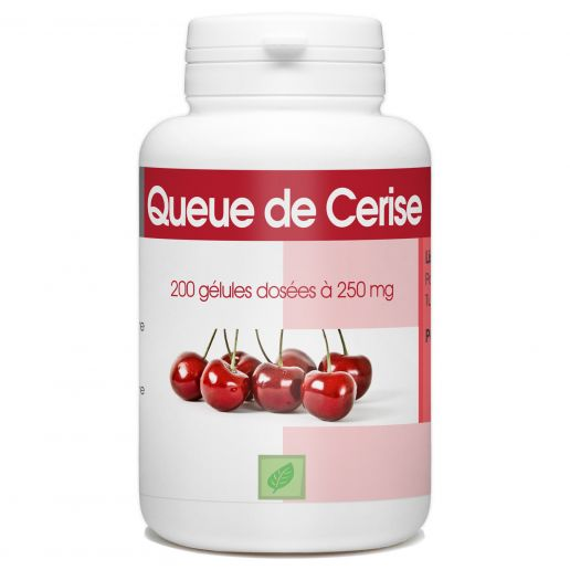 Queue de Cerise - 200 gélules