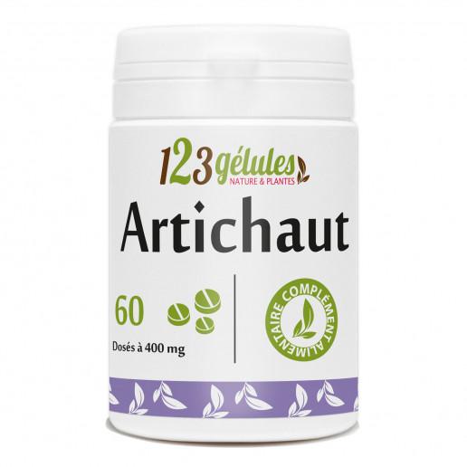 Artichaut - 60 comprimés