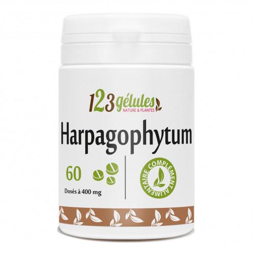 60 comprimés d'Harpagophytum dosés à 400mg