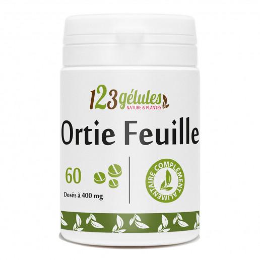 Ortie feuille - 60 comprimés à 400 mg