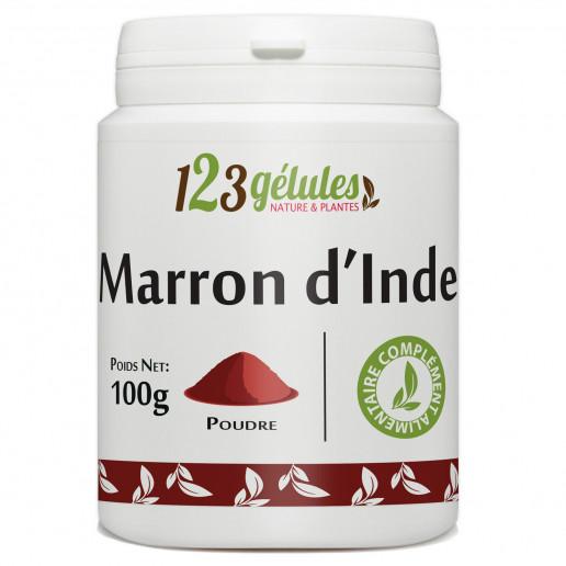 Marron d'Inde - Poudre 100 gr