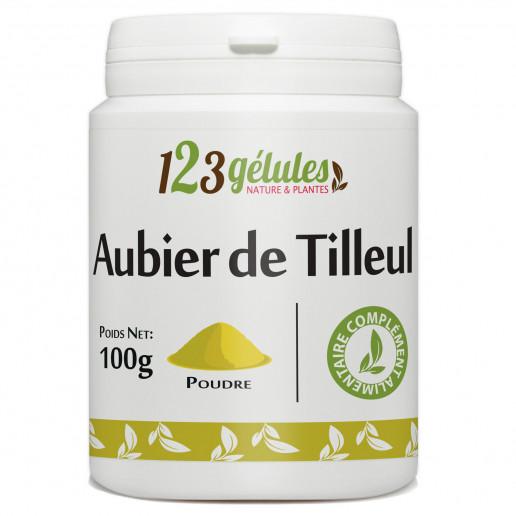 Aubier de Tilleul - Poudre 100 gr