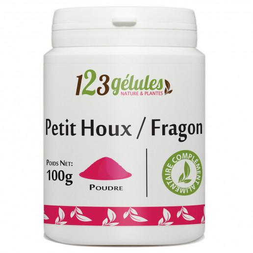 Petit Houx Fragon - 100 gr de poudre