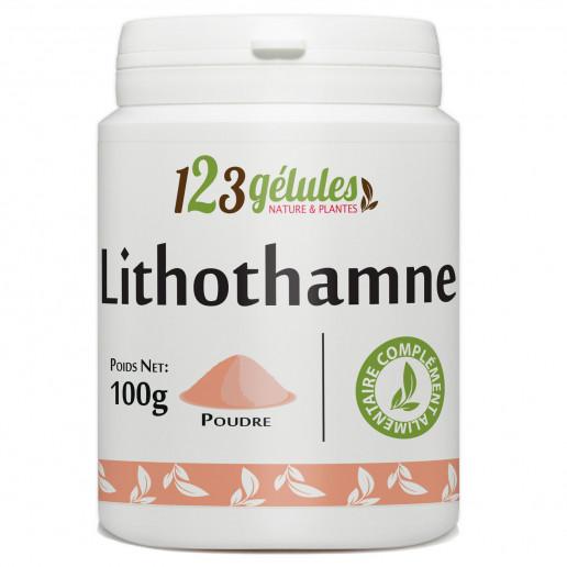 Lithothamne - 100 g de poudre