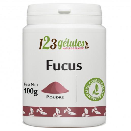 Algue Fucus - 100 gr de poudre