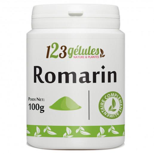 Romarin - 100 gr de poudre