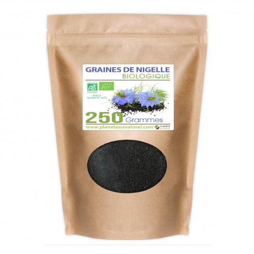 Graines de Nigelle Bio - 250 g