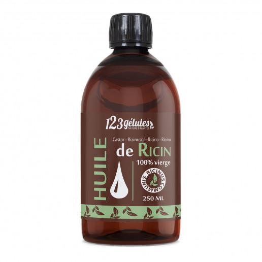 Huile de Ricin - 250 ml