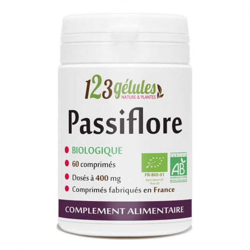 Passiflore Bio 400mg 60 Comp