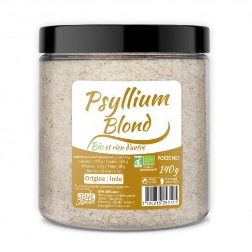 Psyllium Blond Bio