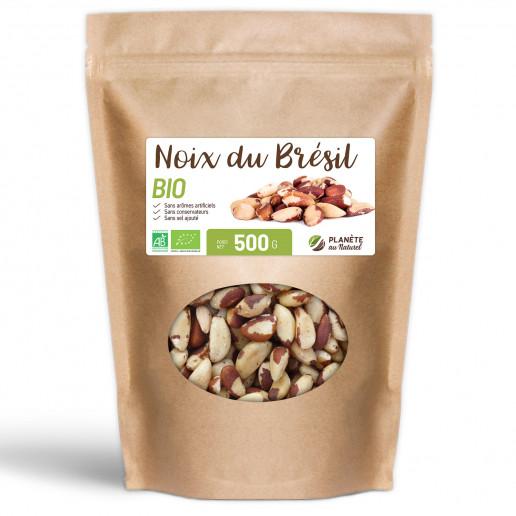 Noix du Brésil Bio- 500 g