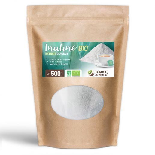 Inuline d'Agave bio - 500g