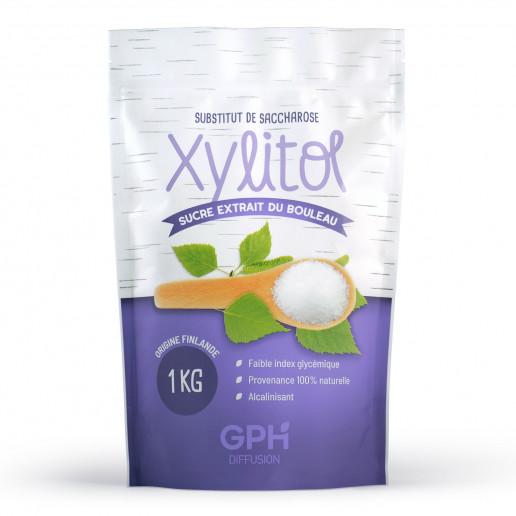 Xylitol en poudre - 1kg