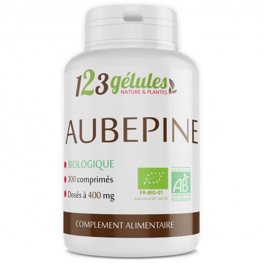 Aubépine - 300 comprimés à 400 mg