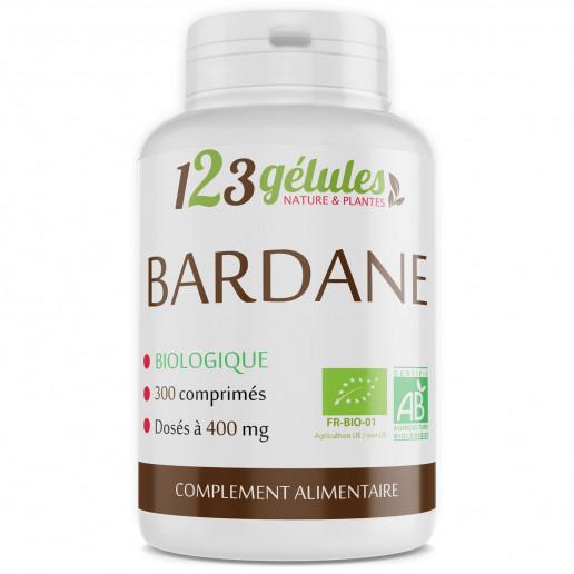 Bardane Bio 400mg en comprimés