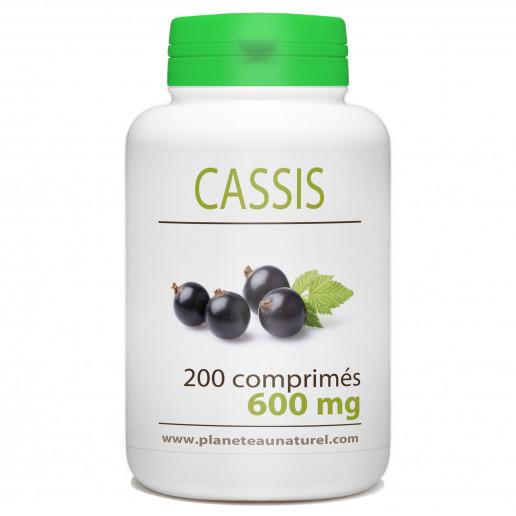 Cassis - 600 mg - 200 comprimés
