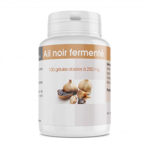 Ail Noir Fermenté - 250mg - 100 gélules
