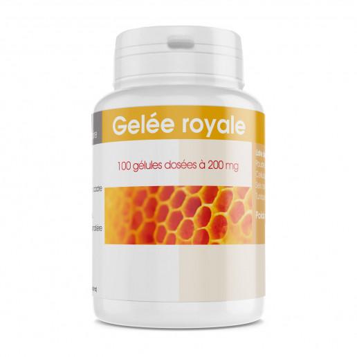 gelée royale - 200mg - 100 gélules