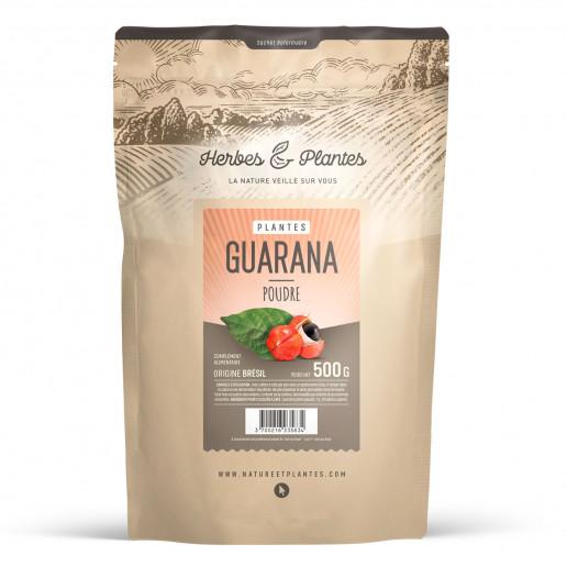 Guarana - 500 g de poudre
