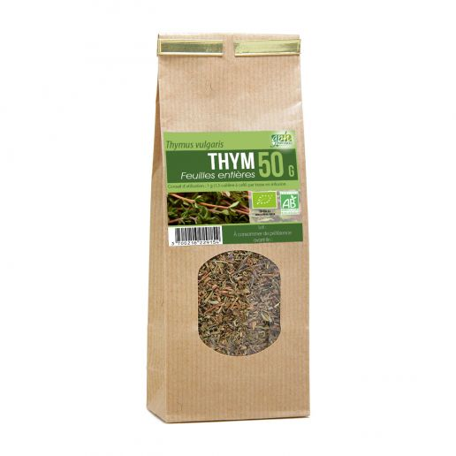 Thym Feuilles Bio 50 g