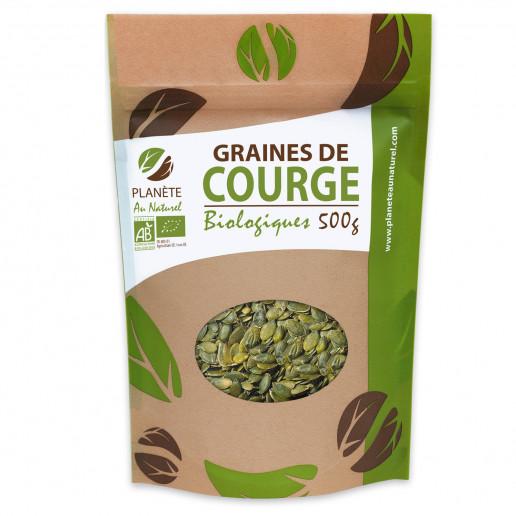 Graines de Courge Bio - 500g