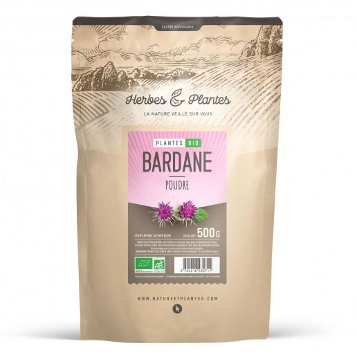 Bardane Bio 500 gr poudre