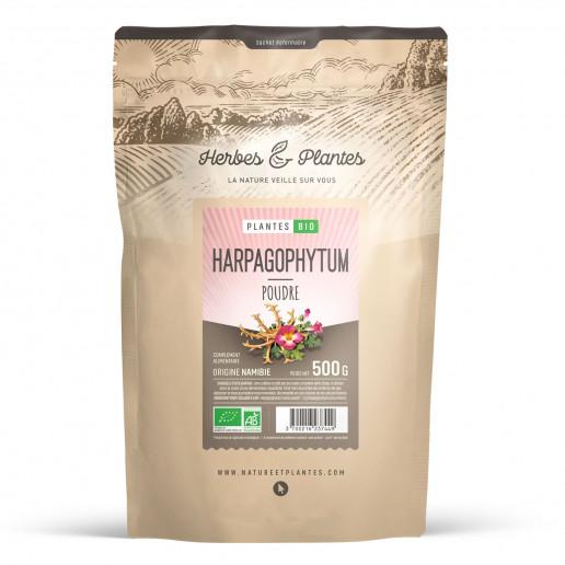 Harpagophytum Bio en poudre 500gr