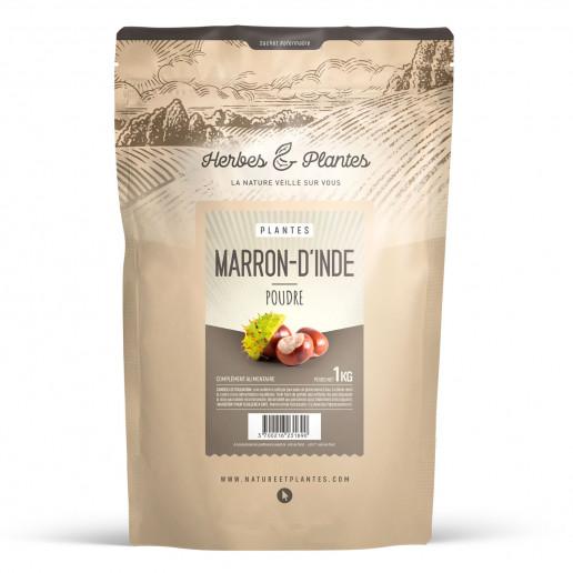 Marron d'Inde - Poudre 1 kg