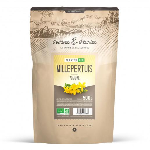 Millepertuis Bio en poudre - 500gr