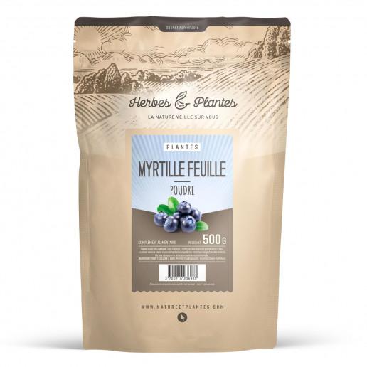 Poudre de Myrtille 500 gr