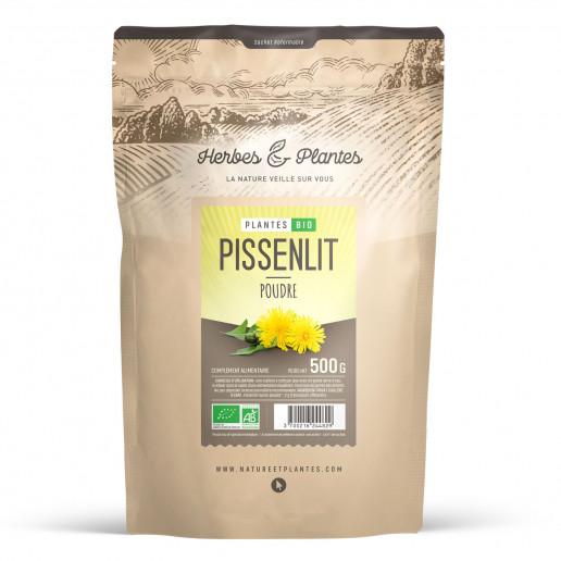 Pissenlit Bio 500 g poudre