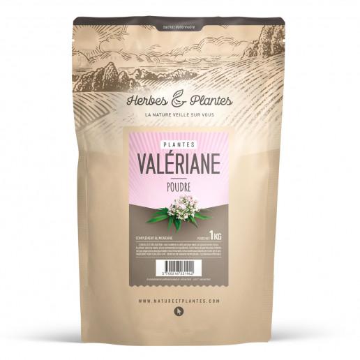 Valériane - Poudre 1 kg